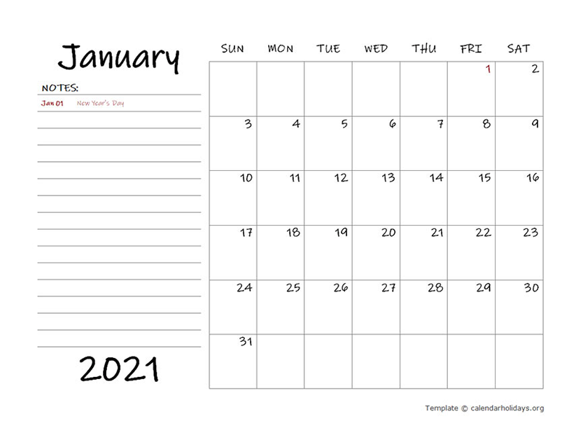 MONTHLY CALENDAR WITH CANADA HOLIDAYS