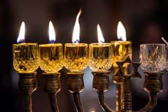 Hanukkah Starts
