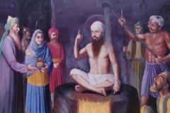 Martyrdom Of Guru Arjan Dev Sahib
