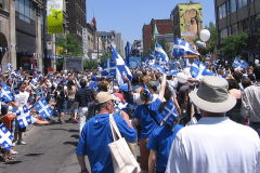 Quebec's National Day (QC)